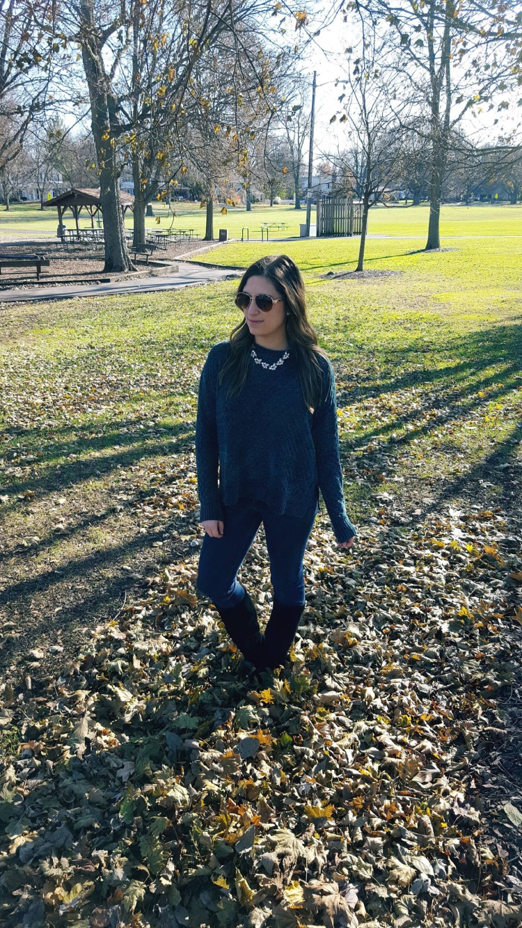 Emerald Sweater 3