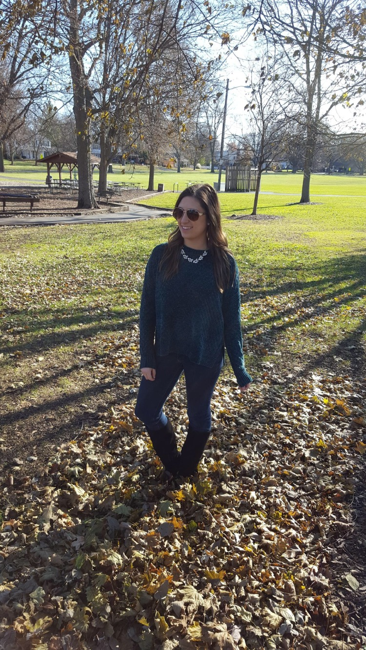 Emerald Sweater 4