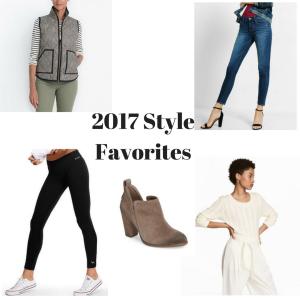 2017 Style Favorites